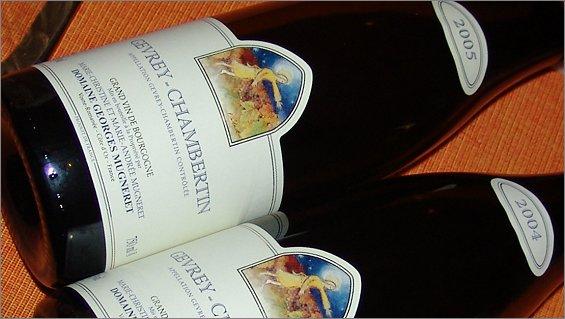 georges mugneret gevrey villages (young vine ruchottes-chambertin)