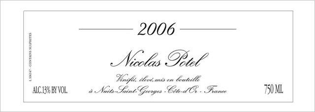 nicolas potel 2006
