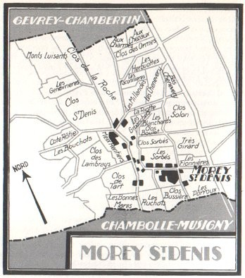 morey map - 1930\'s