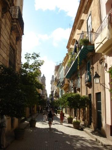 Havana - streetscene