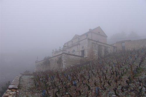 Château Gris - dans las gris!