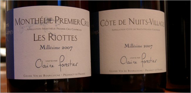 terre d'aromes - claire forestier nuits st.georges