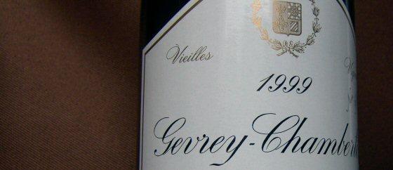 Denis Bachelet 1999 Gevrey-Chambertin Vieilles Vignes