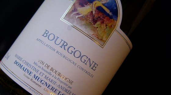 Mugneret-Gibourg Bourgogne 2006