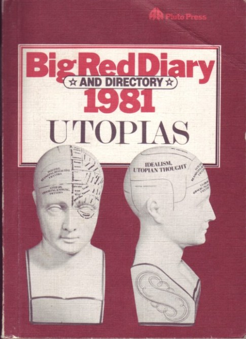 big red diary 1981