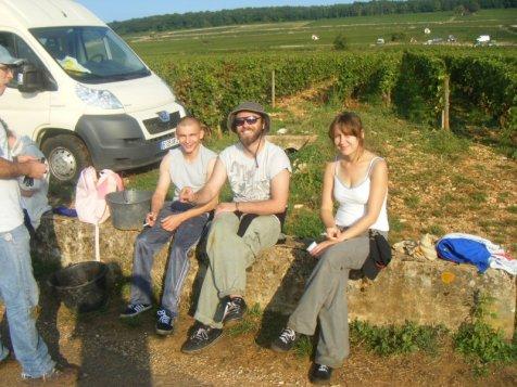 Martin, Andrzej & girlfriend