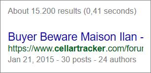 cellartracker