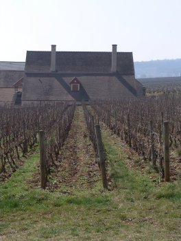 Towards Clos de Tart