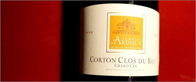 ardhuy-2009-corton-clos-du-roi
