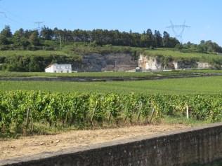 Quarry above NSG 1er Les Porrets