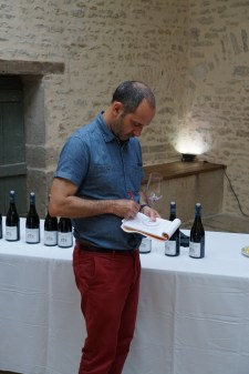 Monsieur Christophe Tupinier of 'Burgundy Today'
