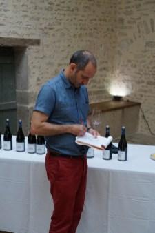Monsieur Christophe Tupinier of 'Burgundy Today'