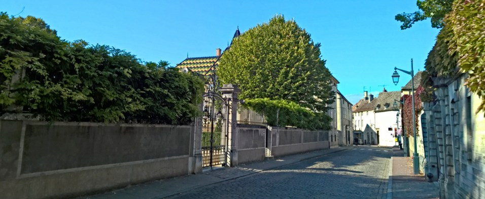 Château de Beaune