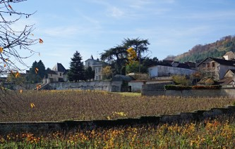 Chateau of St.Aubin