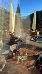 Hotel Palace Gstaad, 27 Dec