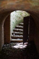 Savigny - tunnel under the road...