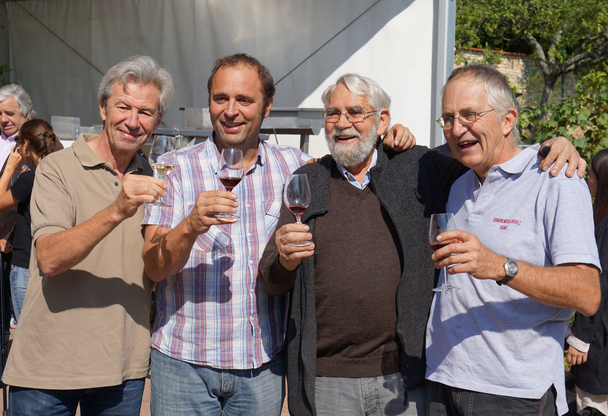 19 Years Of Bio In The Clos Du Château Des Ducs Burgundy Report