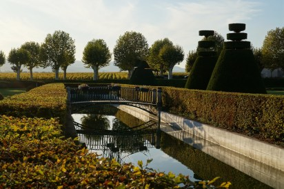 Gardens of Château Pizay...