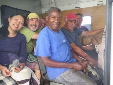My Sprinter Van crew end of day 10092018