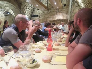 Arlaud Paulee gathering 13 - Table 2