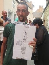 Arlaud Paulee gathering 7 - Belfort 2 with gift case