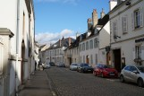 Beaune - not many people