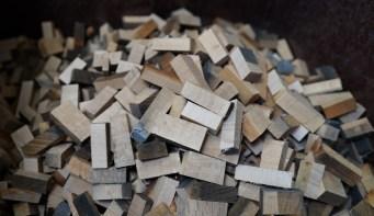 Oak (barrel waste)