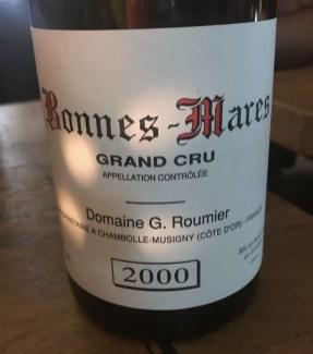 Roumier Bonnes-Mares