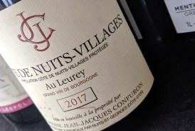 JJ Confuron - 2017 Côte de Nuits Villages Au Leurey