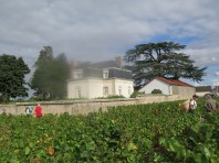 Domaine Hubert Lignier property from MSD Sorbes Village