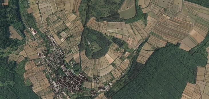 Geoportal - Pernand-Corton