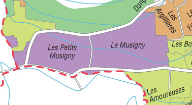 Musigny map
