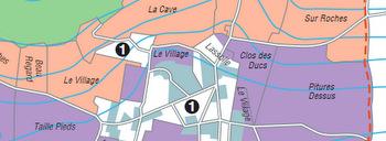 Volnay map