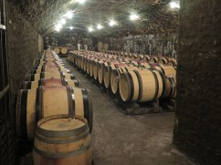 Domaine Francois Andre Barrel Cellar