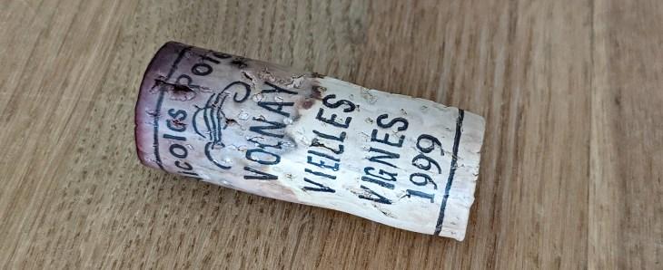 1999 Nicolas Potel Volnay Vieilles-Vignes