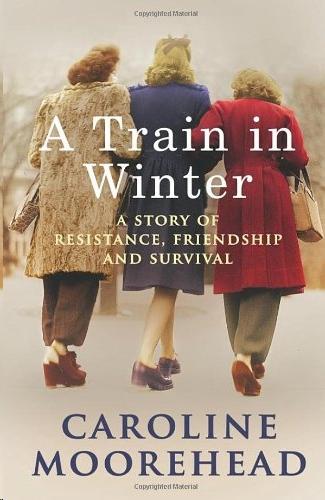 A Train in Winter-Book cover