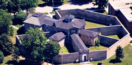 Huron Historic Gaol, Goderich, National Historic Site, operated 1841-1972