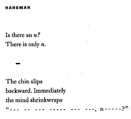 Personals Hangman
