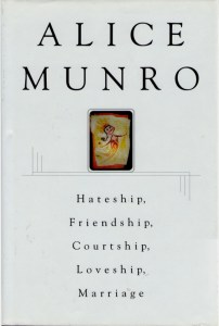 Alice Munro Hateship Small