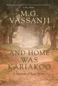 Home Kariakoo Vassanji