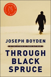 Joseph Boyden Through Black Spruce