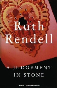 Ruth Rendell Judgement in Stone