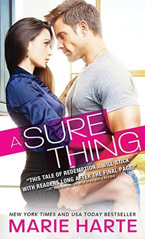 ARC Review: A Sure Thing by Marie Harte