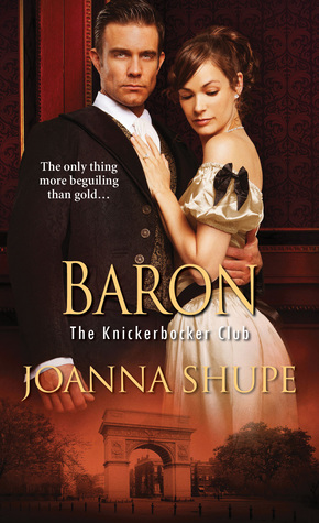 Blog Tour: Baron by Joanna Shupe (Excerpt, Review & Giveaway)