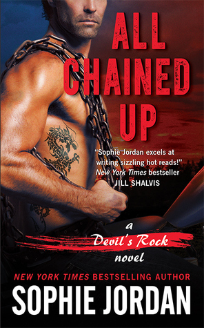 ARC Review: All Chained Up by Sophie Jordan