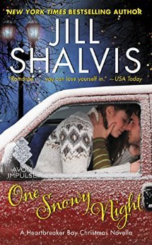 Blog Tour: One Snowy Night by Jill Shalvis (Excerpt & Giveaway)