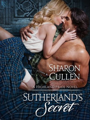 ARC Review: Sutherland's Secret by Sharon Cullen