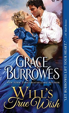 ARC Review: Will's True Wish by Grace Burrowes,
