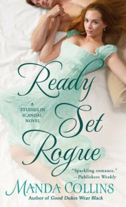 Blog Tour: Ready Set Rogue by Manda Colllins (Excerpt, Review & Giveaway)