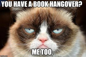 Saturday Discussion: What's Your Book Hangover Cure?